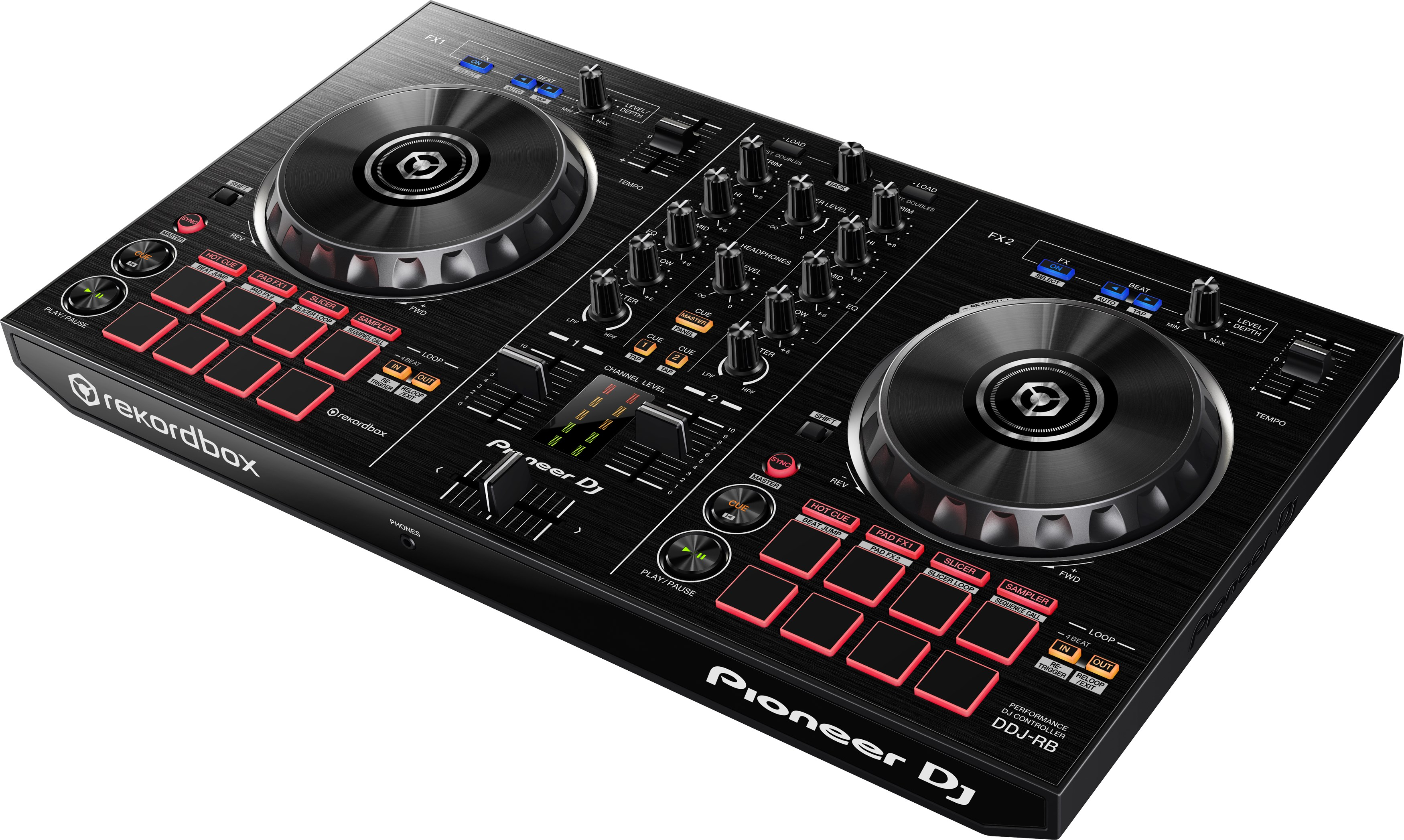 PIONEER DDJ RB MIDI CONTROLLER AVAILABLE AT GRAVITY DJ STORE 0315072736