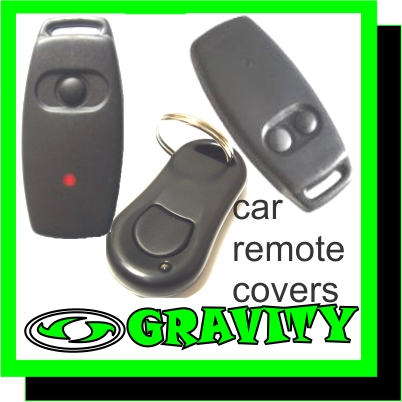 CAR ALARM REMOTE COVERS NOW AVAILABLE AT GRAVITY AUDIO 0315072736