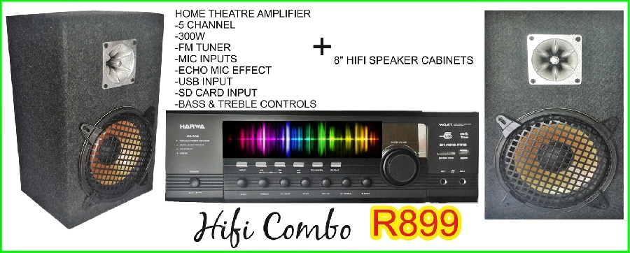 DJ/PA COMBO PACKAGES | DISCO * DJ * P.A. EQUIPMENT | GRAVITY DJ STORE ...