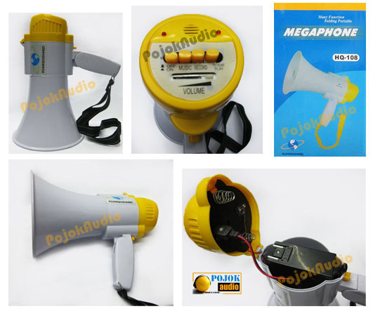 megaphone loudhailer for outdoor use for political elections now available at gravity dj store ANC elections loud outdoor speakers mics loudhailers ANC elections megaphones